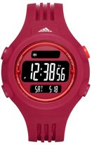 adidas Women's 'Questra' Quartz Rubber and Silicone Casual Watch, Color: (Model: ADP3284)