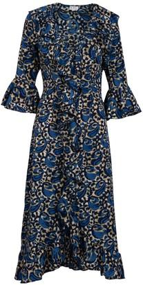 Felicity Dress- Navy