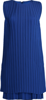 Victoria Victoria Beckham Pleated Shift Dress