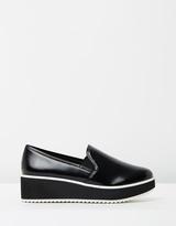 Schutz Trea Platform Loafers