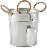 JCPenney JCP Home Collection HomeTM Galvanized Iron Ice Bucket
