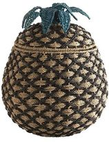 Pier 1 Imports Pineapple Laundry Hamper