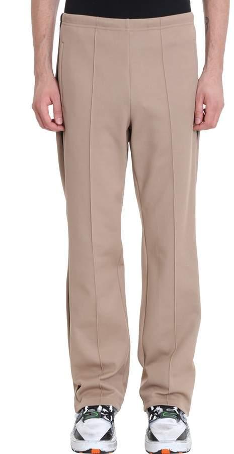 Maison Margiela Beige Cotton Pants