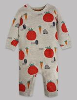Marks and Spencer Pure Cotton All-in-One