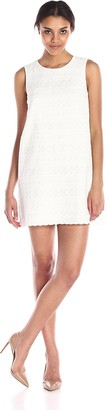 French Connection Women's Bixa Broderie Dress