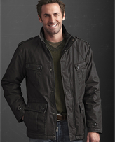 Johnston & Murphy Carbon-Coated Jacket