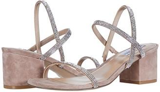 Steve Madden Inessa-R Heeled Sandal (Rhinestone) Women's Shoes