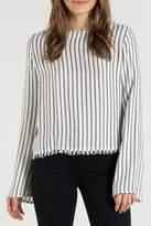 Bella Dahl V Back Pullover