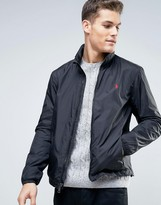Polo Ralph Lauren Nylon Jacket With Concealed Hood