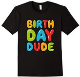 Birthday Dude Tee - Awesome Birthday Boy Party Gift T-Shirt