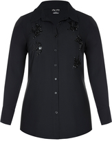 City Chic Fly Away Shirt