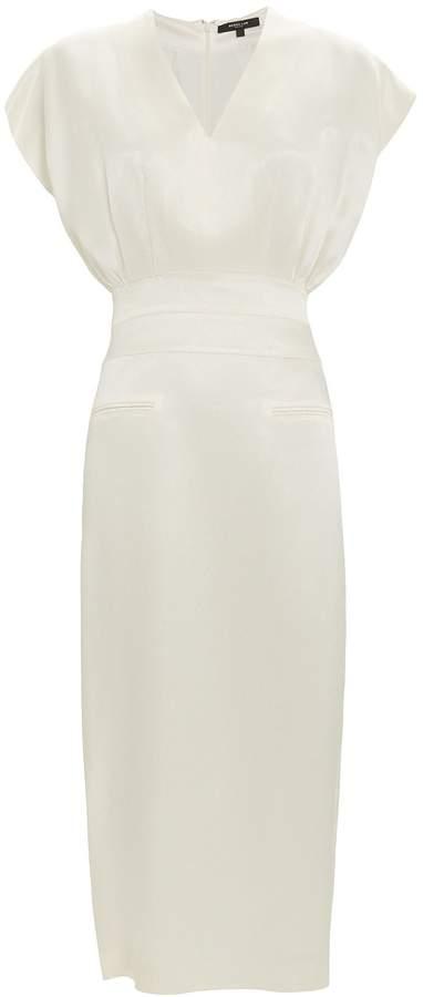 Derek Lam Tapered Ivory Dress