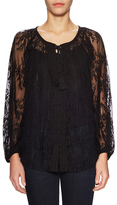 Plenty by Tracy Reese Lace Drawstring Kurta