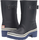 Hunter Ankle Boot Buoy Stripes