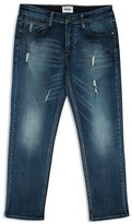 Hudson Infant Girls' French Terry Parker Straight Leg Jeans - Sizes 12-24 Months