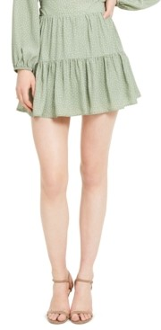Sage The Label Magnolia Mini Skirt