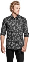 GUESS Luxe Floral Shirt