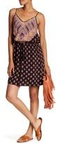 Olive + Oak Olive & Oak Estrella Printed V-Neck Dress