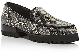 Donald J Pliner Women's Elen Platform Loafers