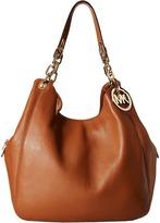 MICHAEL Michael Kors Fulton Large Shoulder Tote Handbags