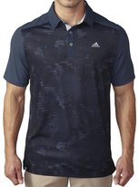 adidas Men's Climacool Geo Print Polo Shirt