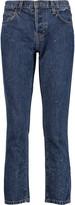 Current/Elliott The Vintage Straight mid-rise jeans
