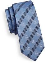 Cufflinks Inc. Stormtrooper Plaid Slim Silk Tie