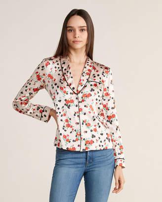A.L.C. Leomie Floral Shirt
