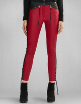 Belstaff Cantrel Pant Red/Black