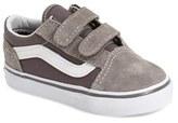 Vans 'Old Skool V' Sneaker (Baby, Walker & Toddler)
