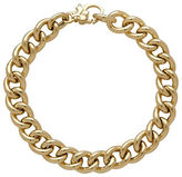 Lord & Taylor 14K Italian Gold Thick Curb Link Necklace