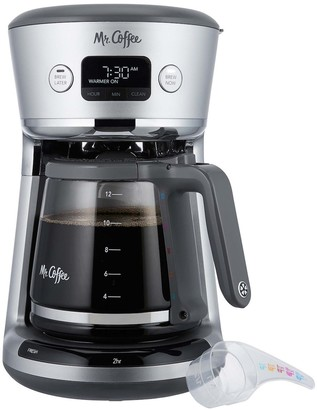 Mr. Coffee Easy Measure 12-Cup Programmable Coffee Maker