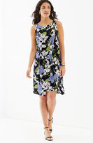 J. Jill Wearever Layered Tank Dress
