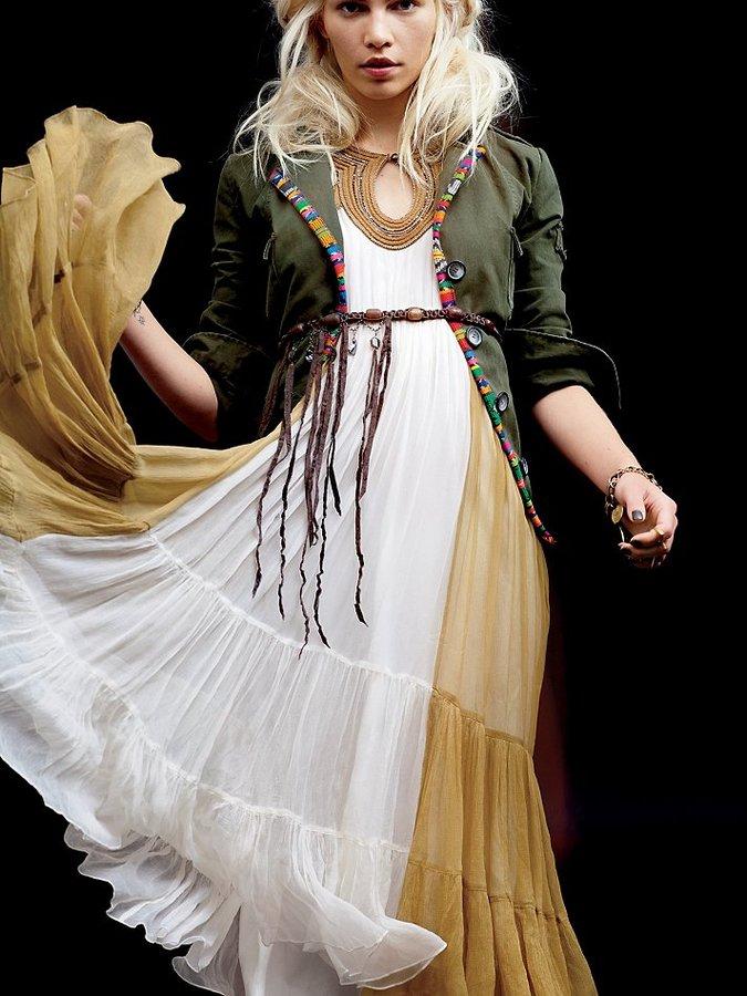 Free People True Romance Maxi Dress