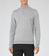 Reiss Janeiro Zip Sweat Top