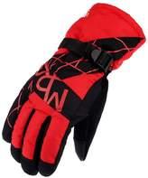 Naladoo Fashion Men's Warm Waterproof Windproof Winter Outdoor Glove Cycling Gloves Biking Gloves Snowmobile Snowboard Ski Gloves Athletic Gloves Mittens