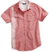 GUESS Poplin Short-Sleeve Shirt (8-20)