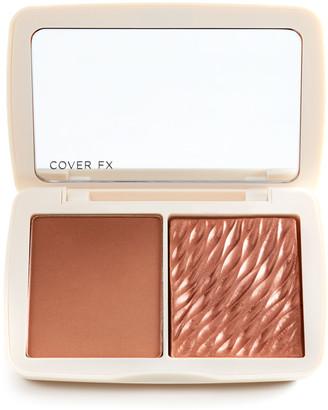 COVER FX Duo Bronzer 14.5G Suntan Bronze
