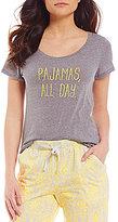 Jasmine & Ginger Pajamas All Day Sleep Top
