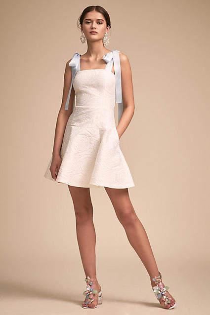 Anthropologie Brenta Wedding Guest Dress
