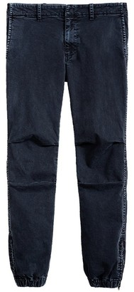 Nili Lotan French Military Pant in Dark Navy