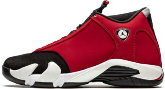 Jordan Air 14 Retro 'Gym Red' Shoes - Size 7