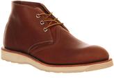 Redwing Work Chukka Boots