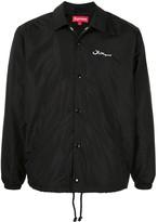 Supreme Coaches Arabic logo jacket