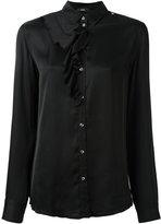 Diesel ruffle detail shirt - women - Viscose - XS