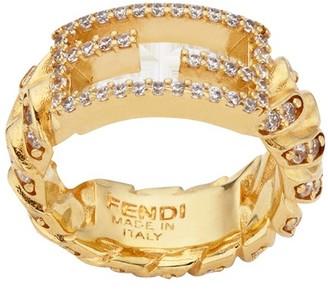 Fendi Large Baguette Ring
