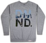 Diamond Supply Co. NEW Men Fleece Diamond Crewneck Sweatshirt DMND Long Sleeve Shirt Size M