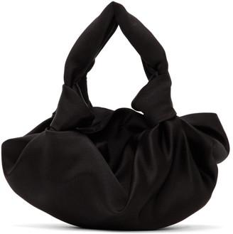 The Row Black Ascot Bag