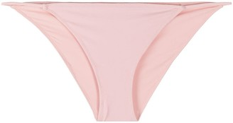 Marysia Swim Stitch Detail Bikini Bottoms