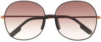 Kenzo Oversized Round Sunglasses